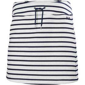 Helly Hansen Naiad Skirt Damen evening blue stripe